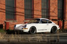 1990 964 rsr tribute