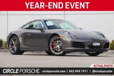 2017 911 carrera 4s