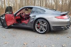 2010 911 turbo
