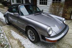 1988 911 cabriolet jubilee edition