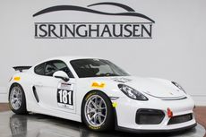 2016 cayman gt4 clubsport