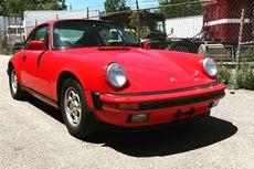 1985 911 carrera