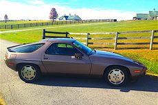 1984 928 s 5 speed