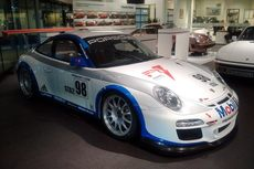 2011 911 gt3 cup