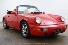 1993 964 cabriolet