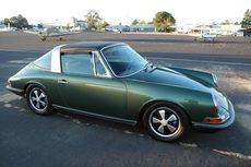 1968 911s targa short wheel base