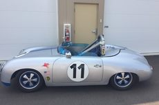 1957 356 a speedster race car