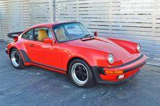 1986 porsche 930 turbo 911