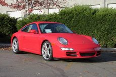 2006 911 2dr cpe carrera s