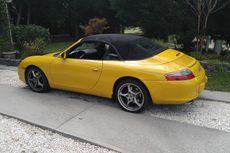2002 911 cabriolet 2d carerra