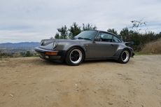 1982 930 european turbo carrera sunroof coupe