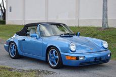 1990 porsche 911 cabriolet 964