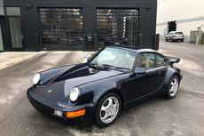 1991 911 turbo