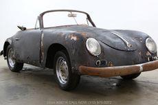 1958 356a cabriolet
