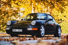 1992 porsche 911 carrera rs 964
