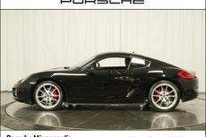 2014 cayman 2dr cpe s