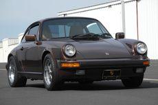 1985 911 carrera 3 2l nutmeg metallic