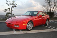 1987 porsche 944 turbo