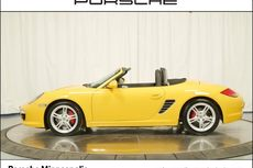2011 boxster 2dr roadster s