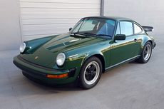 1989 carrera 3 2l club sport