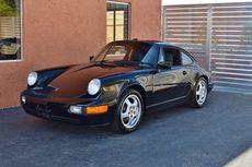 1989 porsche 911 carrera 4 964 c4