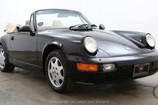 1992 964 cabriolet