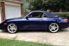 2002 911 carrera 4 cabriolet