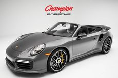 2018 porsche 911 turbo s cab