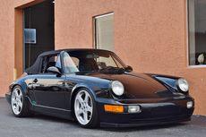 1990 porsche 911 cabriolet ruf 964