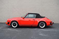 1985 911 convertible
