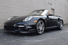 2008 997 twin turbo cabriolet