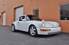 1994 porsche 911 c4 factory widebody turbo look