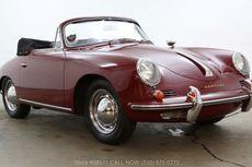 1960 356b 1600 reutter cabriolet