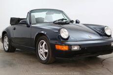 1992 911 cabriolet