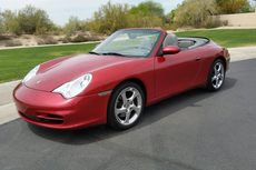 2003 911 carrera cabriolet