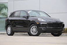 2018 cayenne plated