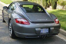 2007 cayman s