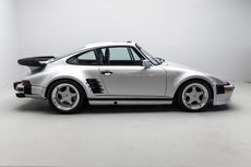 1988 porsche 911 turbo factory slantnose