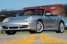 2002 996 c4 cab w hardtop