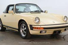 1982 911sc targa