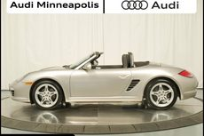 2011 boxster 2dr roadster