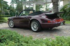 1991 911 c2 cabriolet