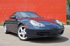 1999 911 996 6 spd coupe
