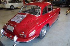 1962 356b karmann hardtop