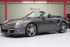 2008 911 turbo cabriolet