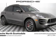 2016 macan awd 4dr turbo