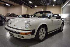 1987 911 g50 carrera cabriolet
