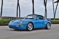 1996 porsche 911 targa 993