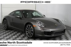2016 911 2dr coupe carrera 4