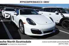 2014 boxster 2dr roadster s